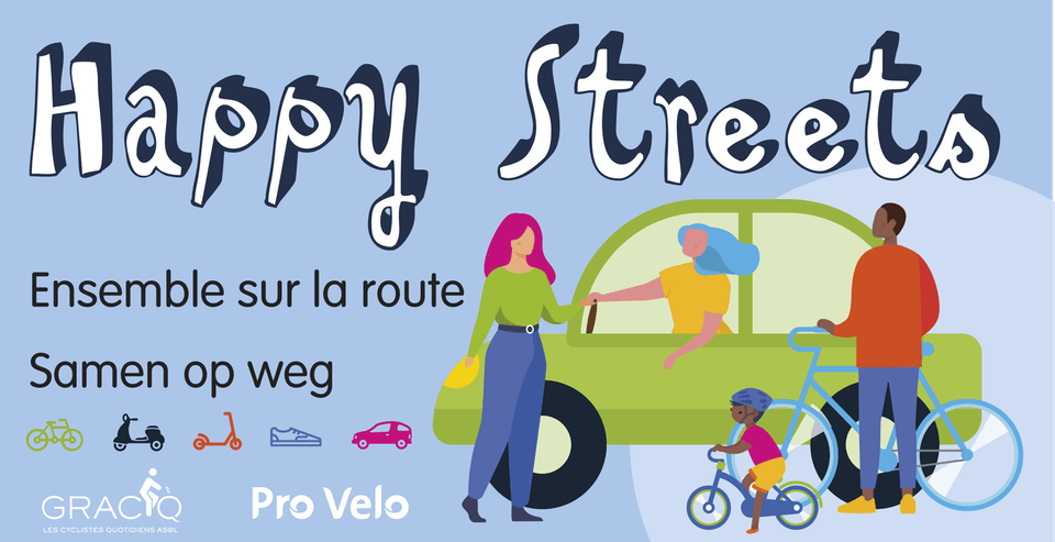 Happy Streets