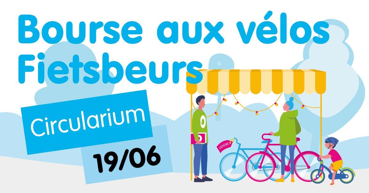Bourse aux vélos - Fietsbeurs