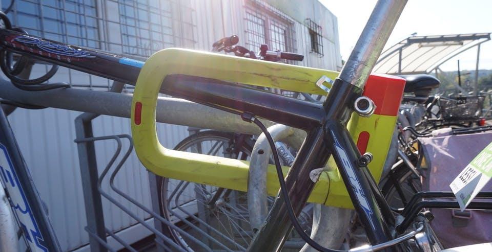 7 tips om je fiets vast te maken