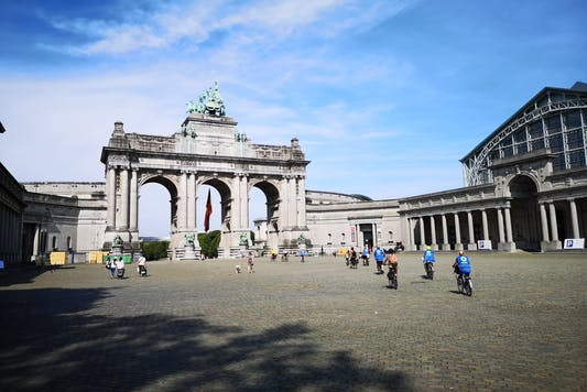 Brusselse archictectuur