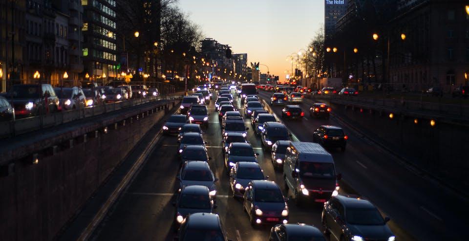 Volume du trafic