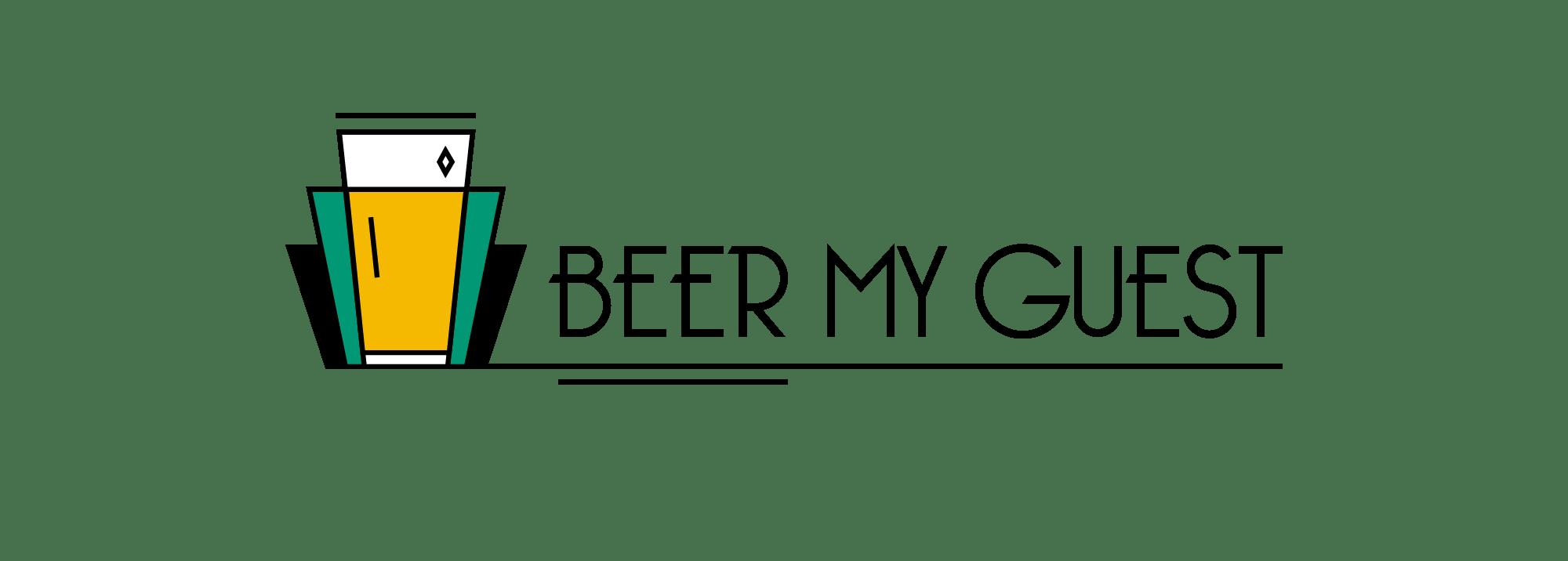 Beer my guest