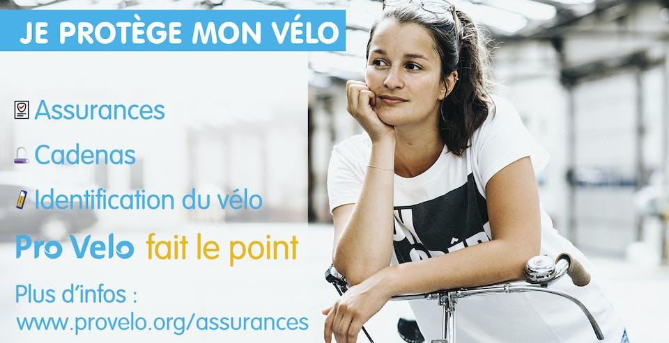 "Campagne ""Je protège mon vélo"""