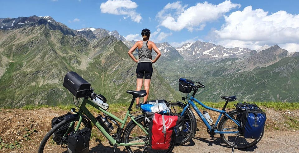 Suivez Elise en voyage de Rome à Innsbruck !