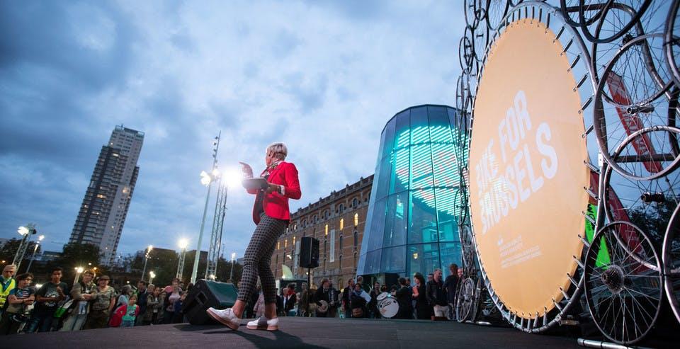 Bike Brussels Awards inauguration