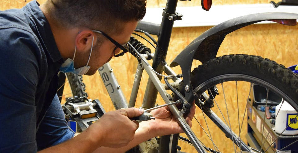 Technicien Vélo Bruxelles @Pro Velo