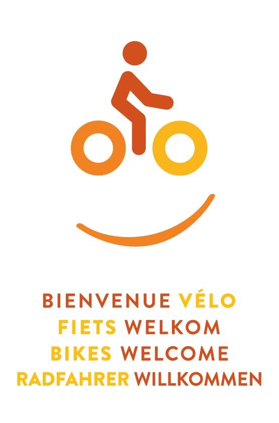 """Label """"Bienvenue vélo"""""""