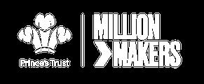 Prince's Trust Million Makers logo