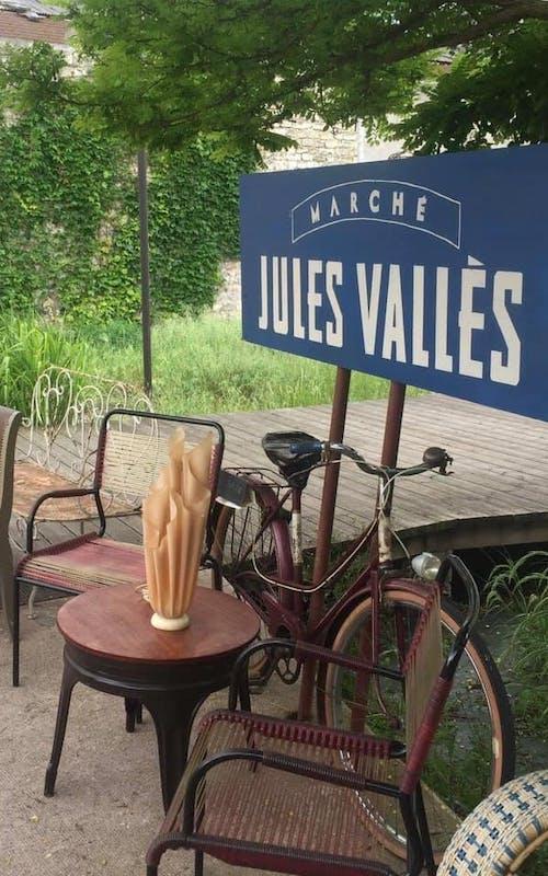 Marché Jules Vallès