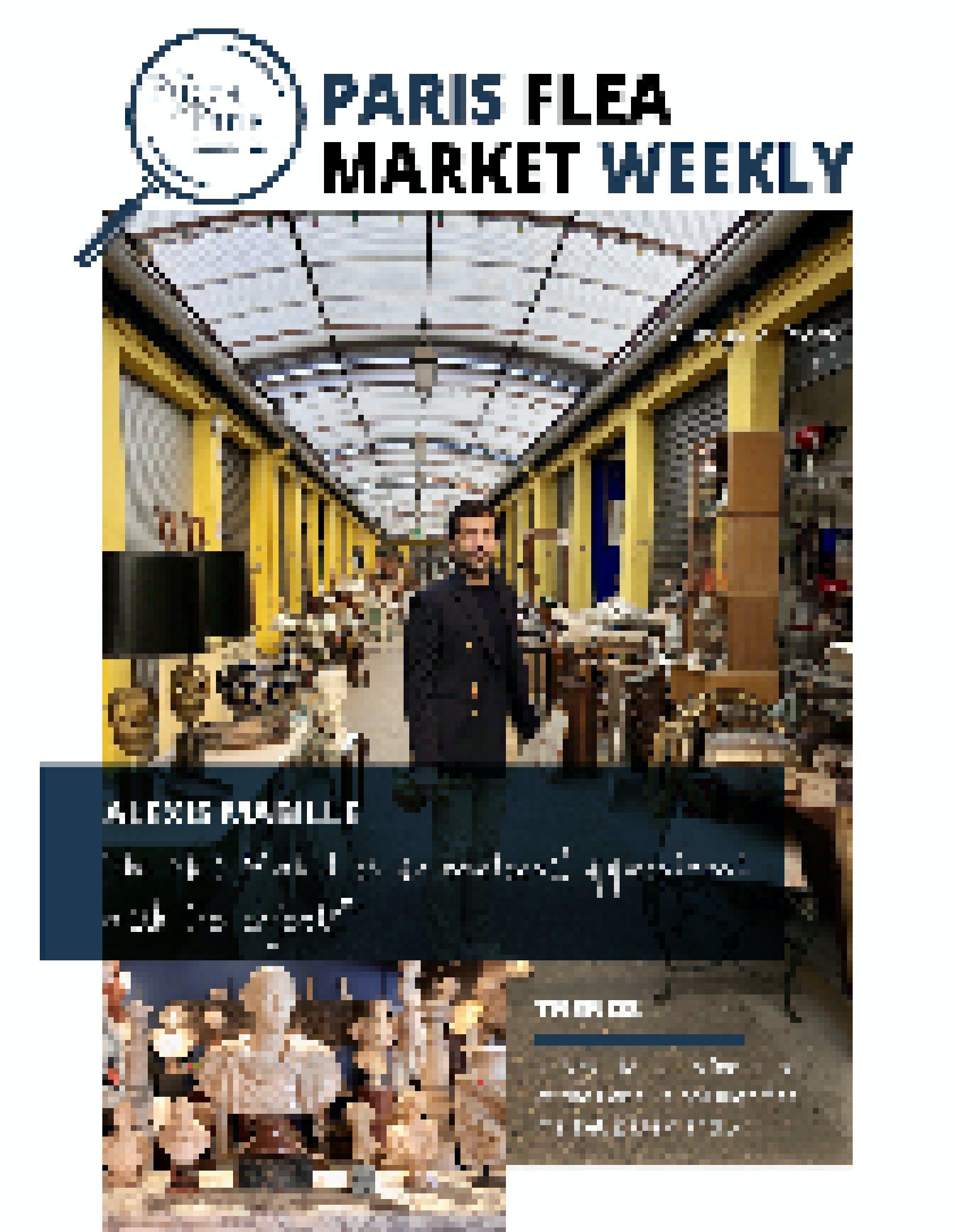 Paris Flea Market Weekly N 5
