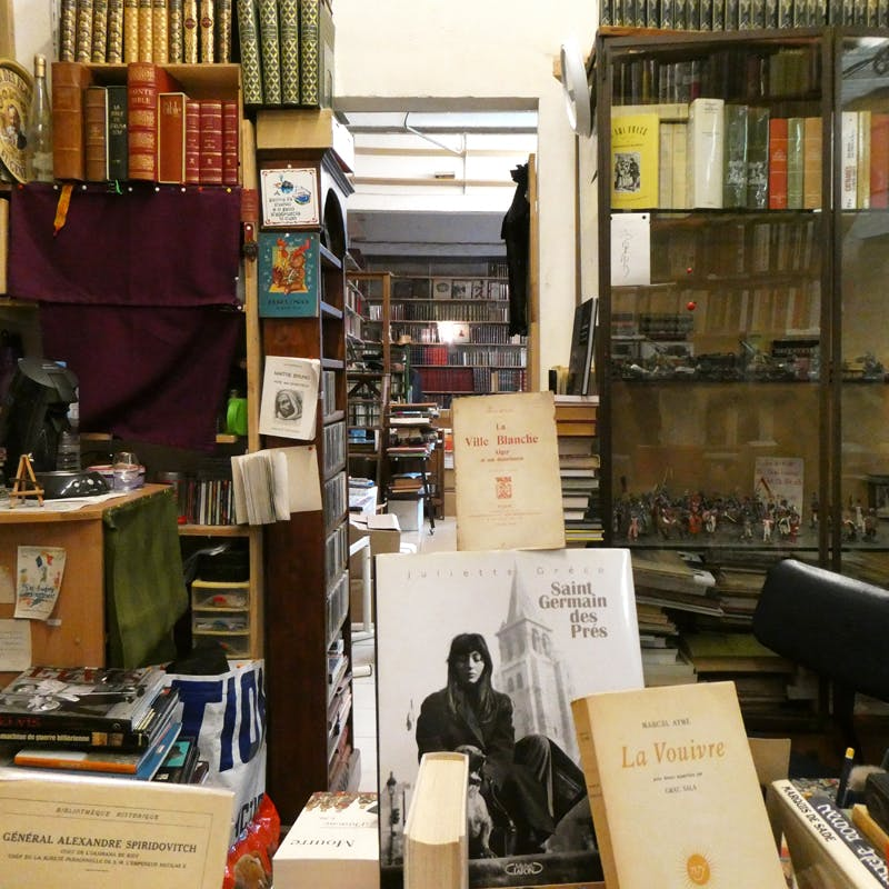 Le Passage_librairie_photo Déborah Lalaudière
