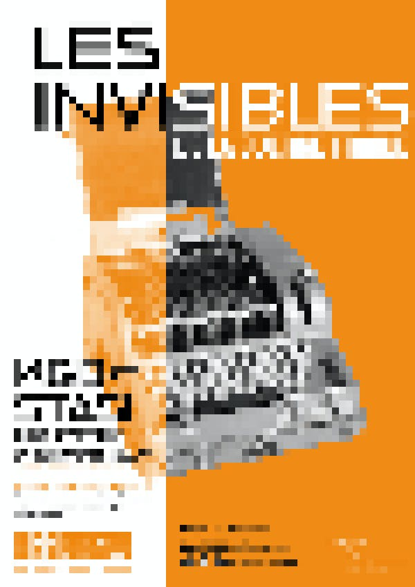 Exposition-Les invisibles de la guerre froide-Marché Dauphine