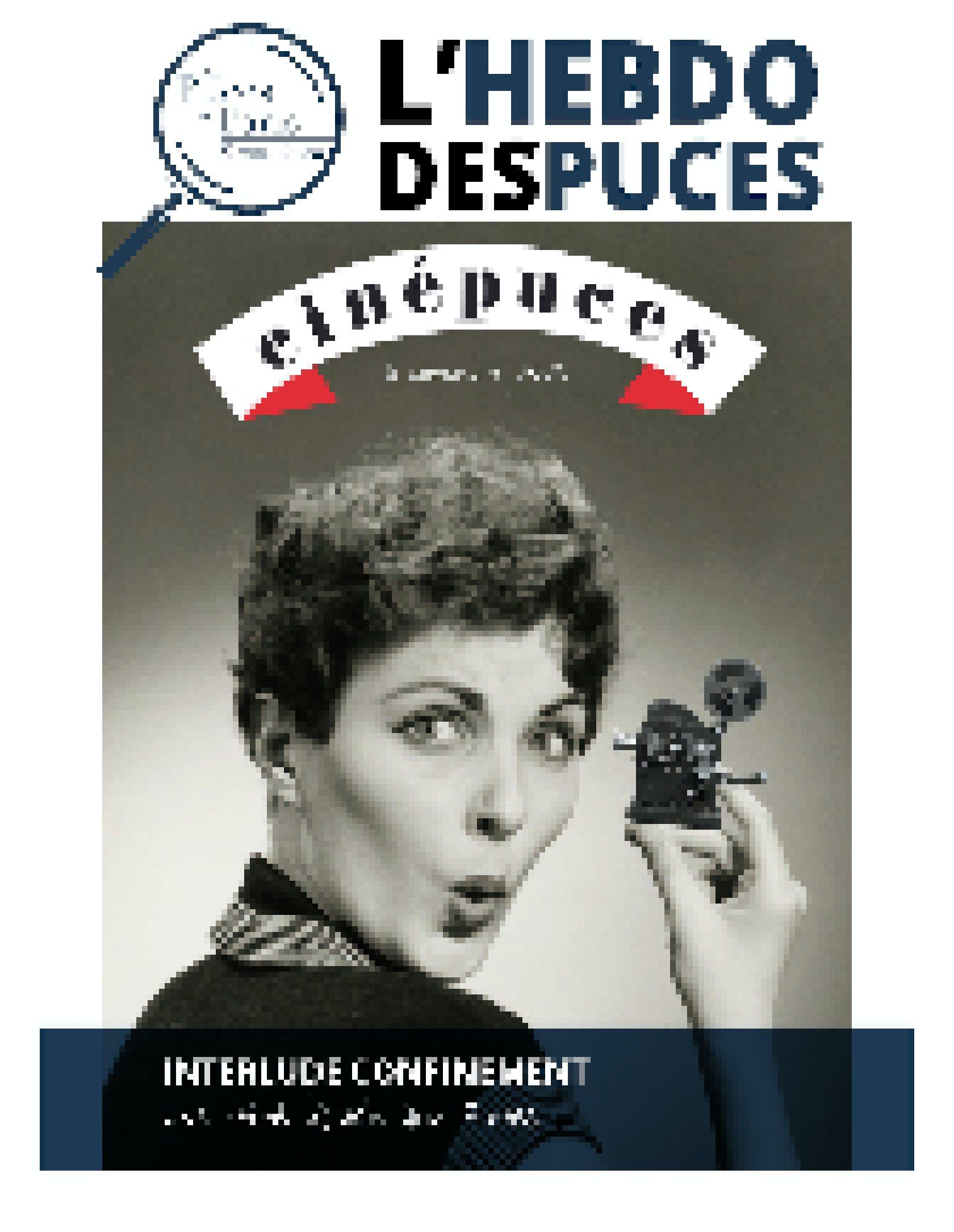 L'Hebdo des Puces du 6 novembre 2020 couverture