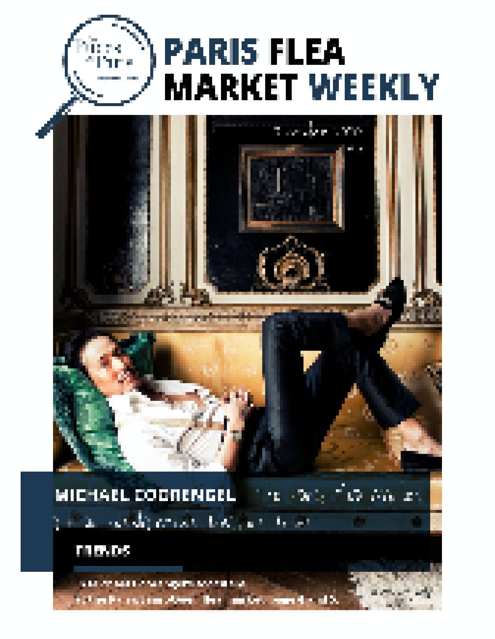 Paris Flea Market Weekly #6 Cover