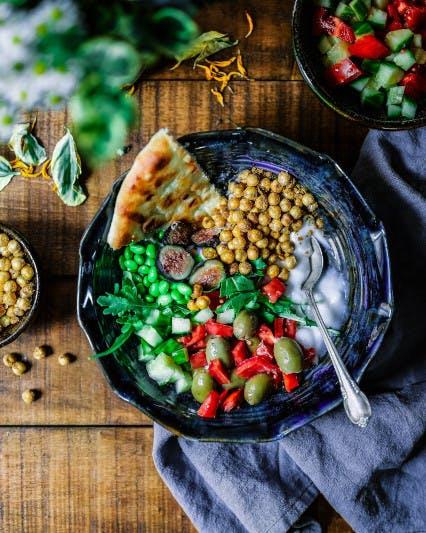 Gesunde Ernährung für mehr Wohlbefinden in den Wechseljahren