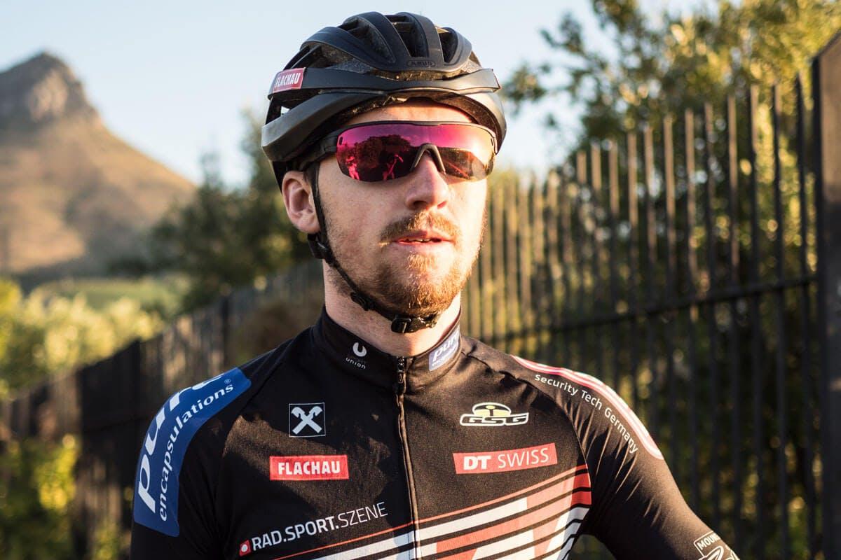 Moritz Bscherer aus dem KTM Pro team