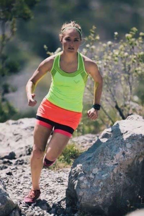 Johanna Erhart ist Pure-Athleten und Trailrunnerin aus Leidenschaft.