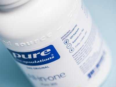 Pure Encapsulations® Label