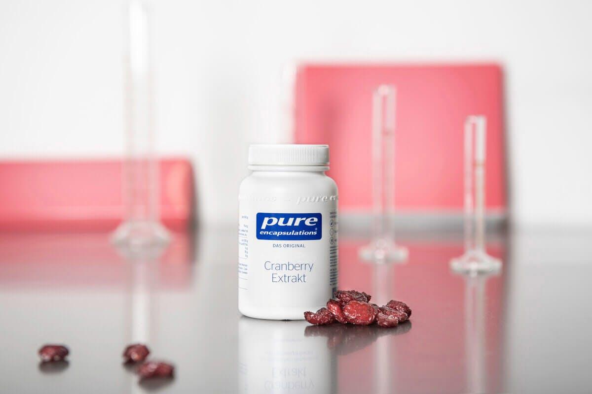 Reinheit und Qualität von Cranberry Extrakt von Pure Encapsulations®