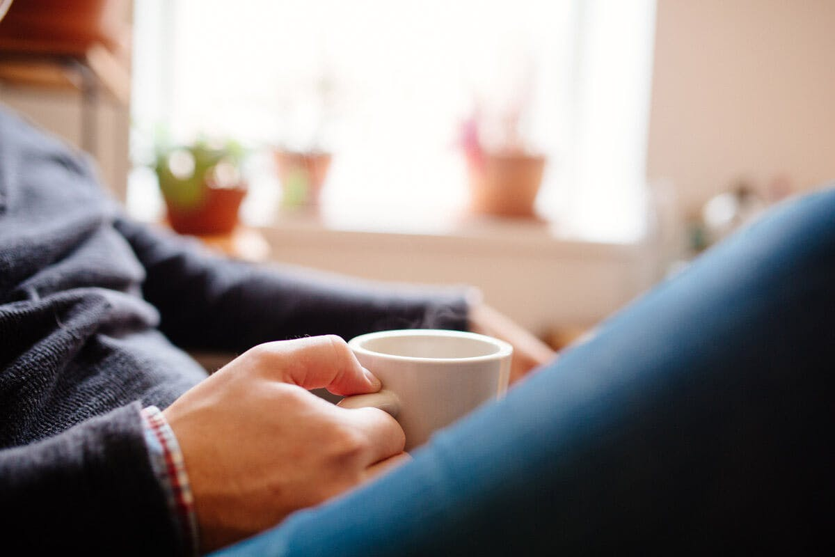 Kaffe in Maßen kann die Verdauung anregen