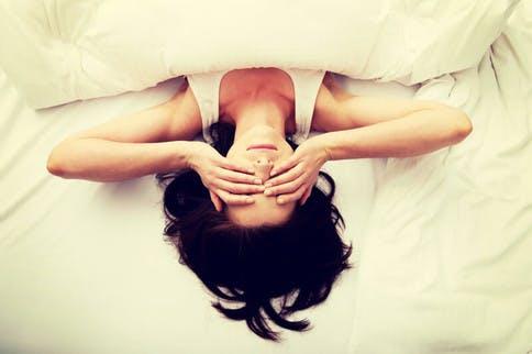Stressbedingte Schlafstörungen sind ein häufiges Übel