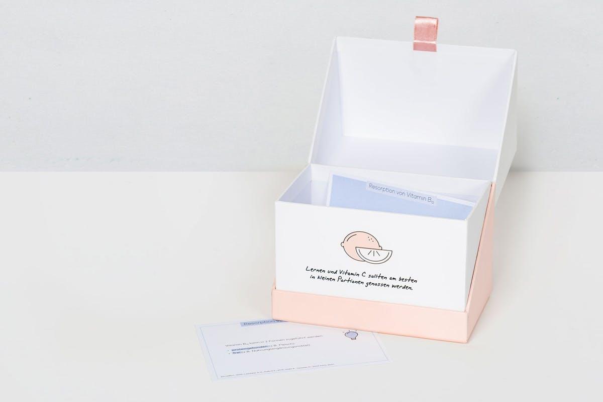 Lernkarten in neuer PRO Academy Sammelbox