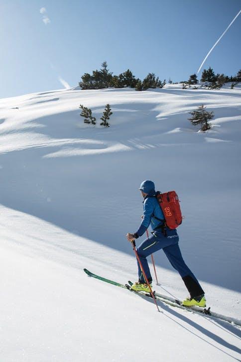 Bericht vom Skitourencamp am Thiersee