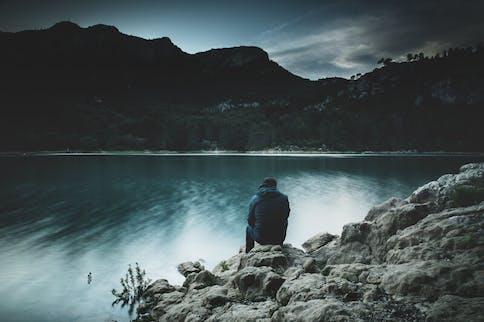 Wenn ein Tief zur Depression wird ...