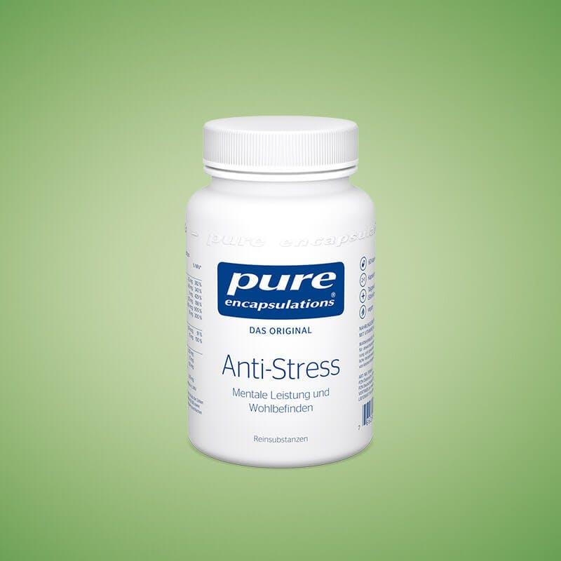 Anti-Stress für mentale Leistung und Wohlbefinden