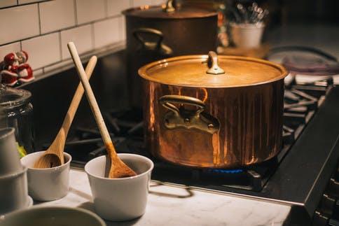 Die 5-Elemente-Kraftsuppe eignet sich besonders gut bei Erkältungen.