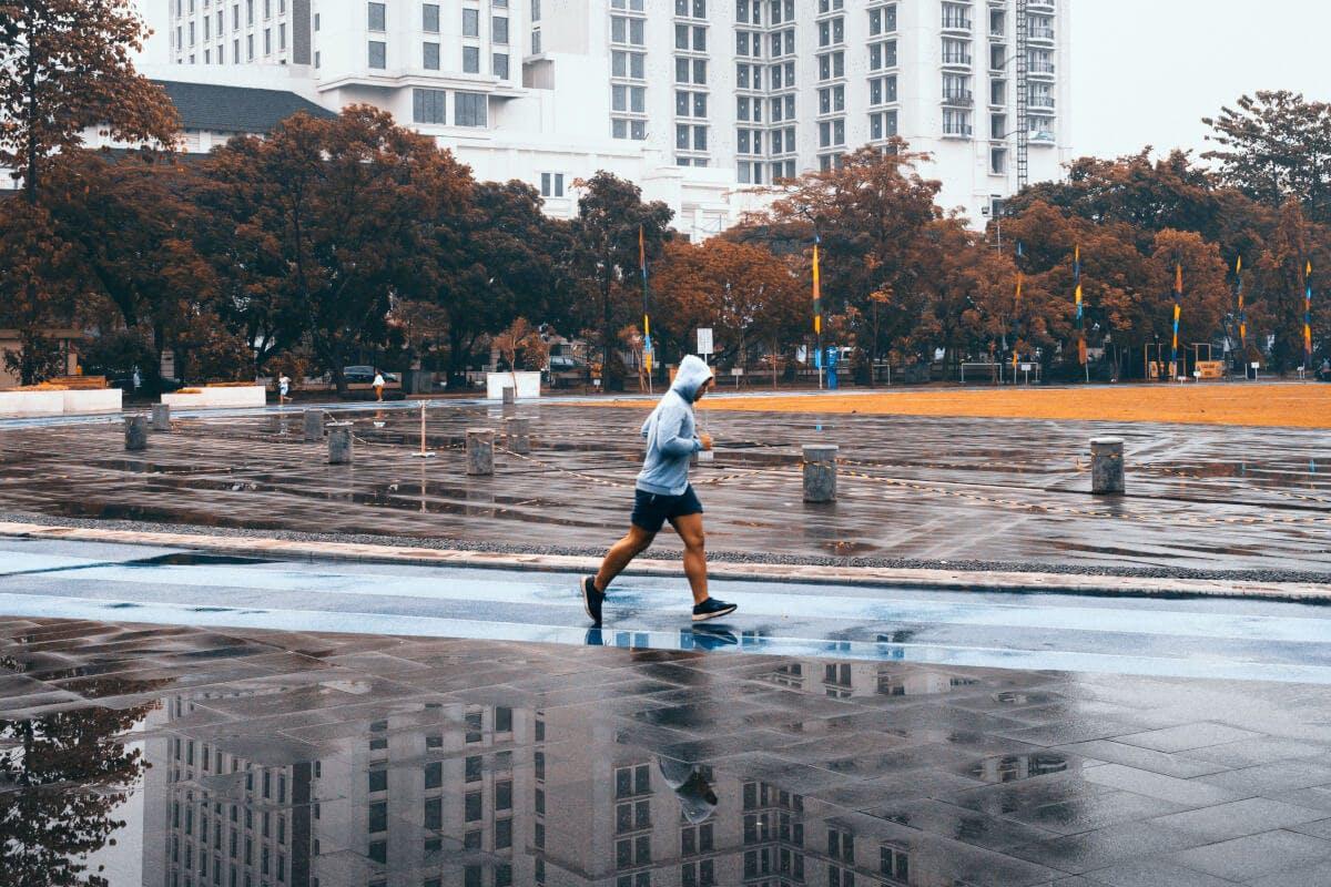 Training und Laufeinheiten vor dem Marathon