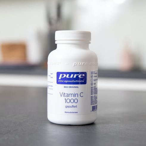 Vitamin C 1000 gepuffert von Pure Encapsulations®