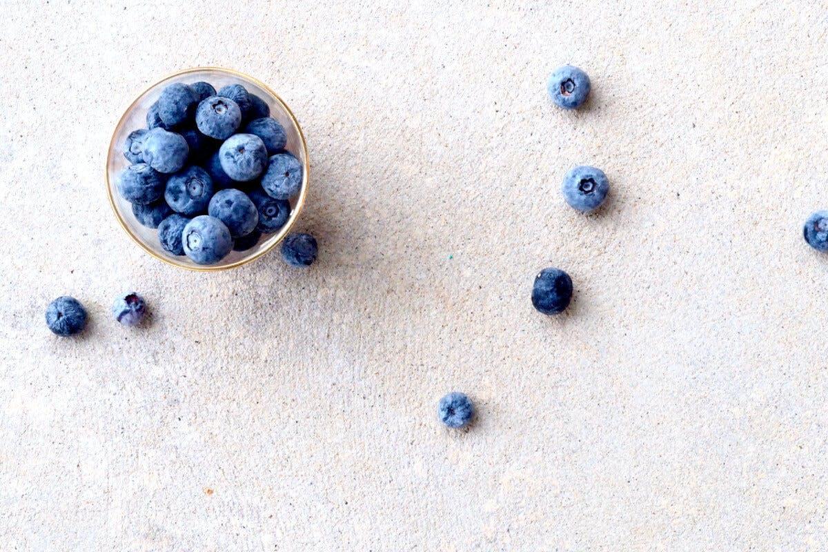 Antioxidantien in Obst wie Blaubeeren