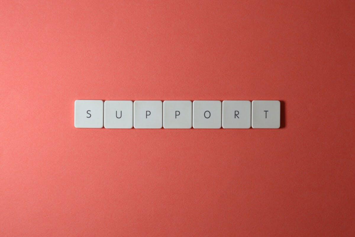 """Führen aus der Ferne: """"Support"""" your team"""