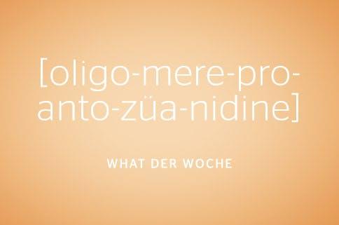 oligomere-proanthocyanidine