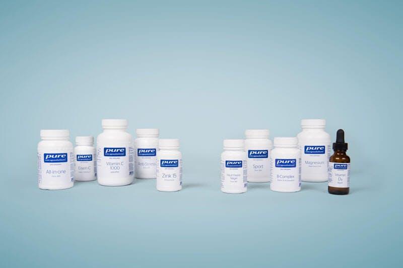 Mikronährstoff-Produkte von Pure Encapsulations®