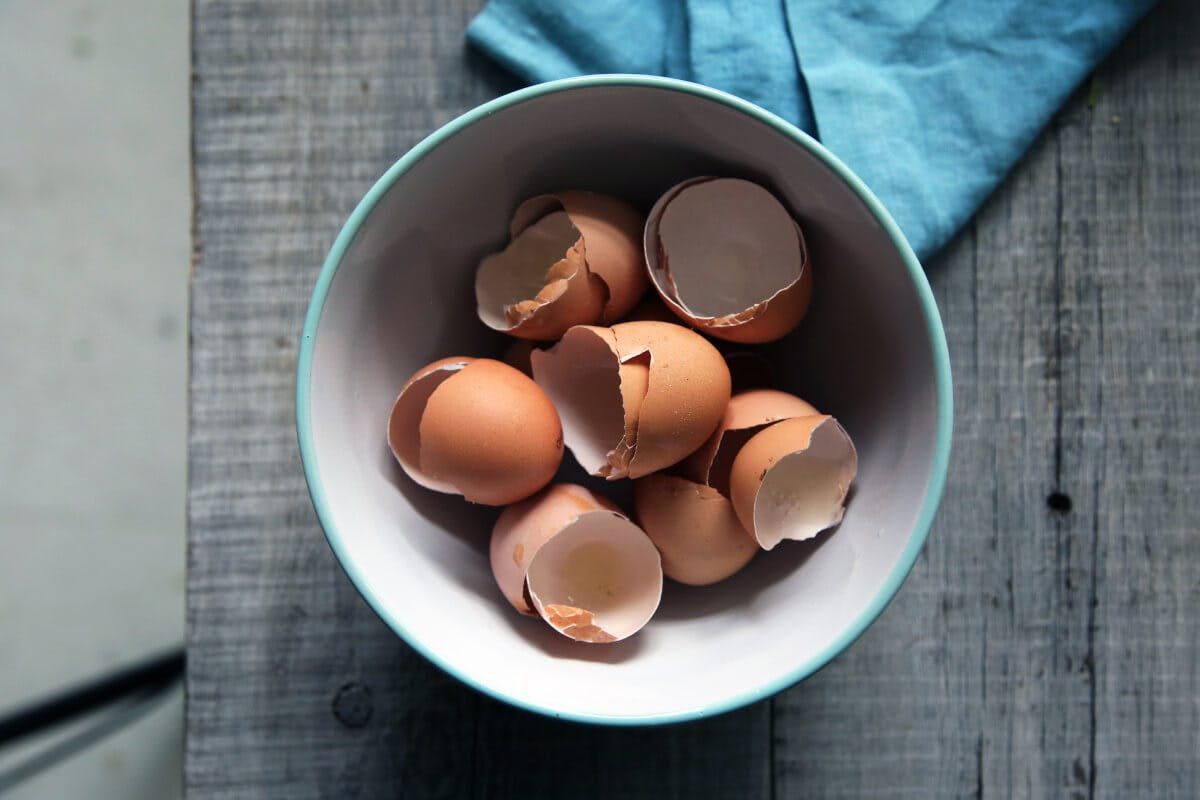 Tierische Lebensmittel wie Eier sind reich an Selen