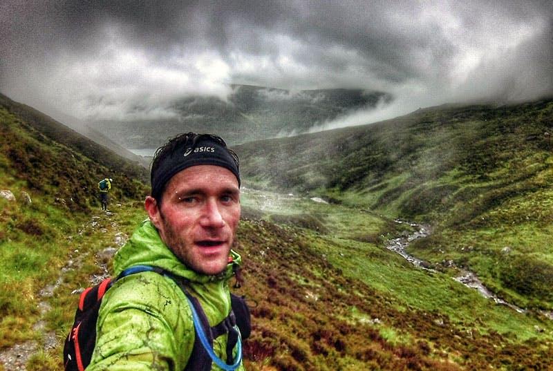 Trailrunning in Schottland bedeutet Laufen inmitten unberührter Natur.