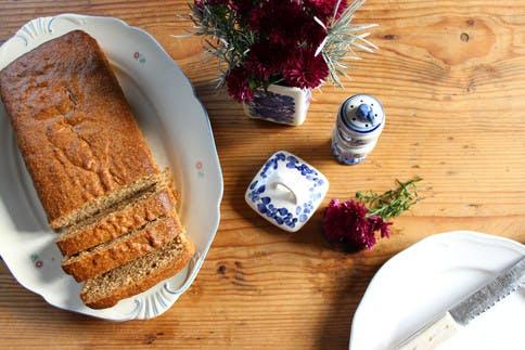 Dieses Kuchenrezept kann man nach belieben verändern und ist noch dazu histaminarm.