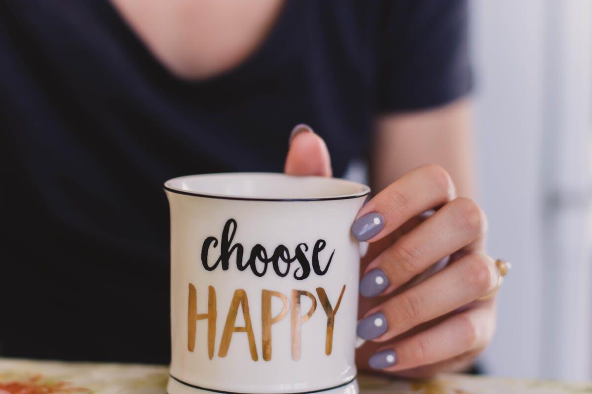 """Positiv denken: Für das Glück entscheiden """"Choose Happy"""""""