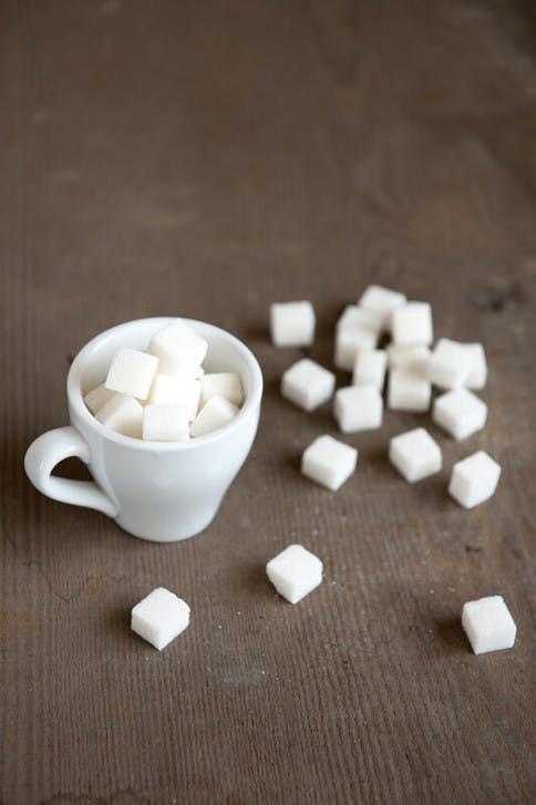 Zucker ist allgegenwärtig