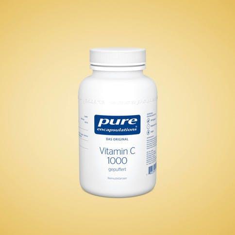 Vitamin C für das Immunsystem