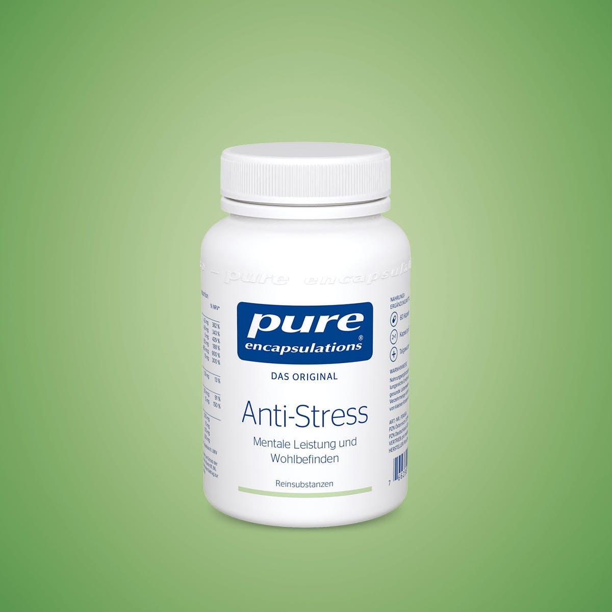 Anti Stress Produkt von Pure Encapsulations