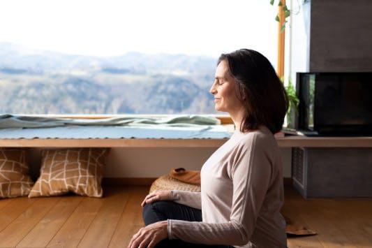 Mit  Entspannungsübungen Stress abbauen