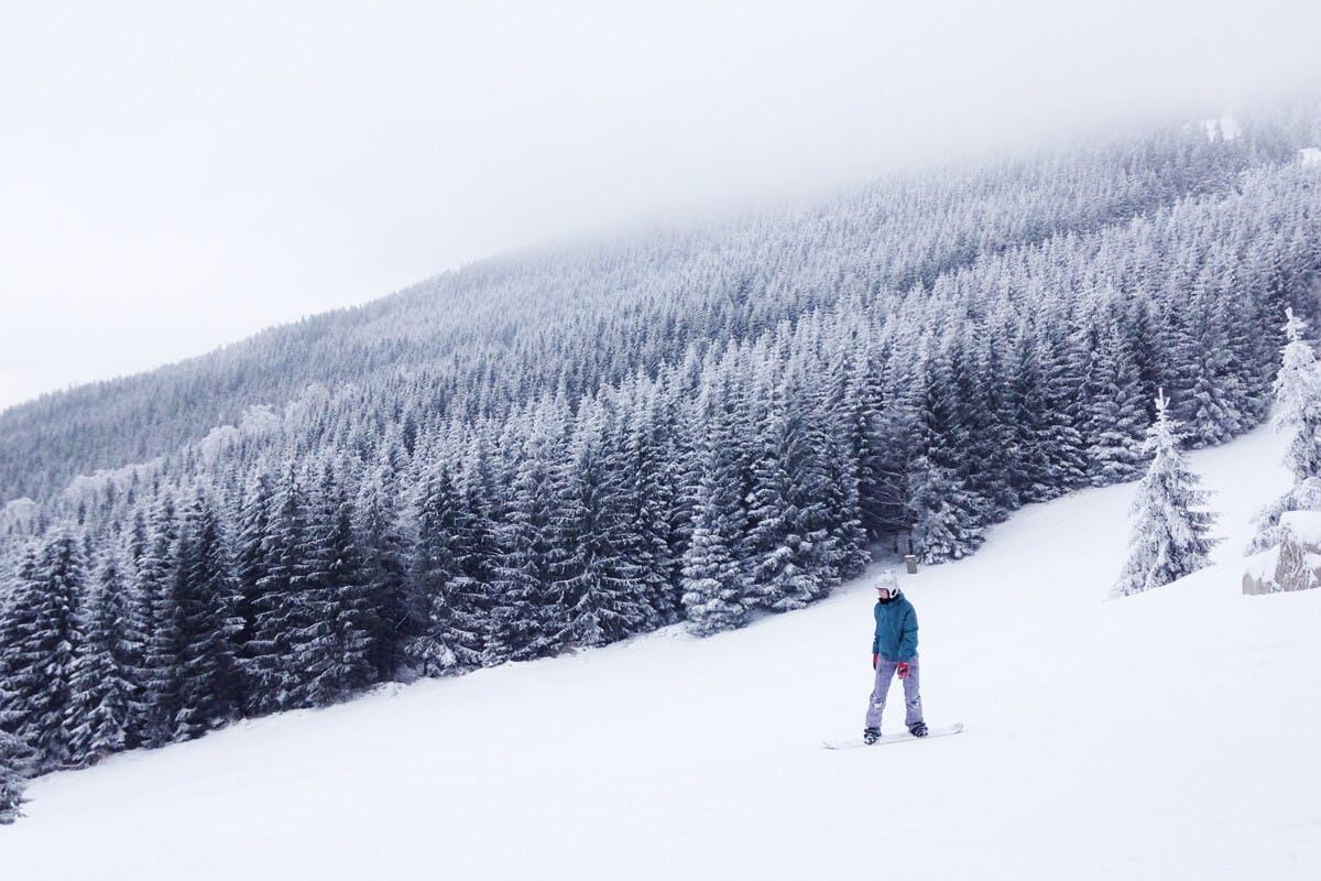 Wintersport kann aber muss nicht auf der Piste stattfinden