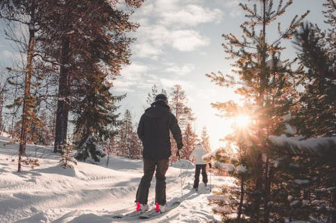 Wintersport: Sport in Schnee, Eis und Kälte
