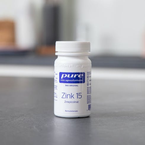 Zink 15 von Pure Encapsulations®