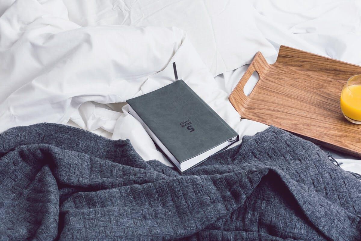 Morning Pages - also gleich nach dem Aufstehen seine Gedanken festhalten - ist nicht nur für kreative Menschen ein beliebtes Morgenritual