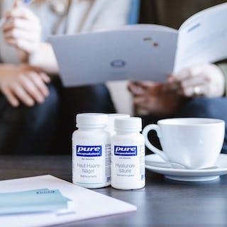 Wir bei Pure Encapsulations® haben es uns zum Ziel gesetzt, die Welt ein Stück gesünder zu machen.