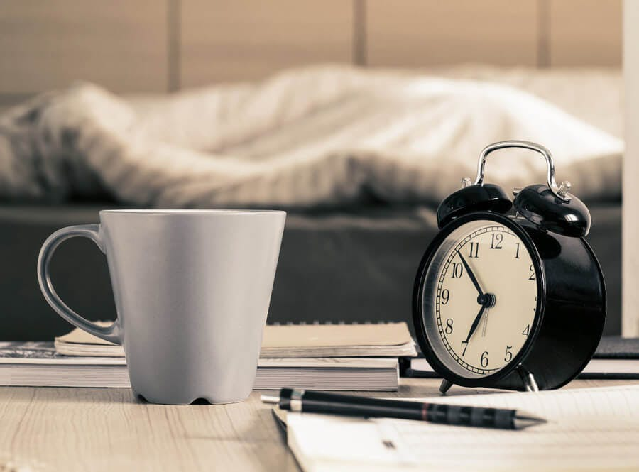 Früh ins Bett gehen zahlt sich aus
